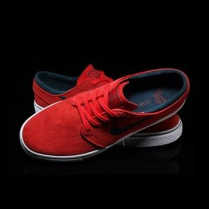 ✔️NIKE SB ZOOM STEFAN JANOSKI RED/MIDNIGHT✔️